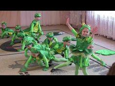 "Уманські дзвіночки-2017 танок ""Веселі жабенята"" - YouTube Youtube, Bullet Journal, Kitchen, Ideas, Fiestas, Preschool, Cooking, Kitchens, Cuisine"