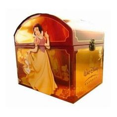 $139.99 okay, this one is better, want want want! Walt Disney's 100 Years Of Magic DVD Box set 172 DVDs