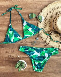 Tropical Breeze Bikini