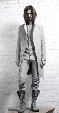 Fehér férfi melegítő nadrág