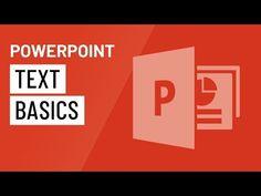 imitați textul la 5 sau 6 cuvinte pe linie, 3-4 buline pe diapozitiv.Utilizați o formulare concisă și elaborate în timp ce vorbiți. Powerpoint Help, Microsoft Powerpoint, Microsoft Office, Powerpoint Presentations, Office Suite, Get Started, Learning, Piano, Computers