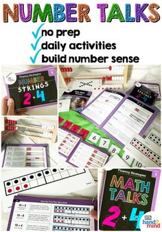Shop Daily Math Fluency Kit, Grade 1 and other Math products at – a leading online provider of manipulatives and educator resources for PreK through grade. Fun Math, Math Activities, Math Games, Math Resources, Math Rotations, Math Centers, Math Talk, Daily Math, Math Concepts