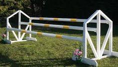 Idea for horse jump spread