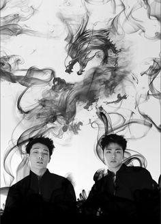 Winner Ikon, Ikon Debut, Ikon Wallpaper, Korean Bands, Hanbin, Yg Entertainment, Bobby, Black And White, Kpop Boy