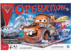 Disney Cars 2 Operation $39