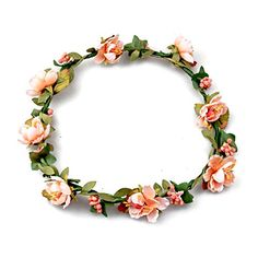 How to Make a Woodland Flower Crown | DIY Accessories