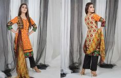 Sheen Colorful Summer Eid Wear Collection 2014 by Flitz 2