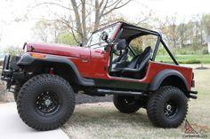 cj7 | 1984 Jeep CJ7 Renegade Photo