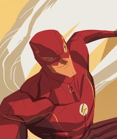 The Flash by Dam Mora