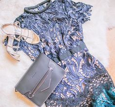 Violet Verbena night out inspiration Dress: : Color Of The Year 2017, Shades Of Violet, Purple Hues, Red Carpet Looks, Dress Me Up, Dooney Bourke, Night Out, Your Style, Cool Outfits