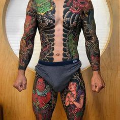 Oriental Body Suit