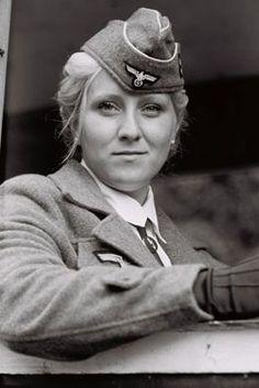 Pretty Military Women.