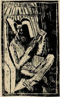 Dora Carrington — LORI AND THE CARAVAN