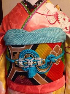 曲線 Japanese Kimono, Japanese Style, Obi One, Kimono Fabric, Yukata, Pattern Design, Bags, Accessories, Outfits