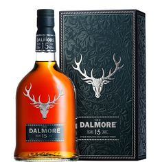 The Dalmore. A sweet chocolate note.