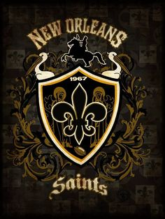 1139 Best WHO DAT Nation images in 2019 | New orleans saints