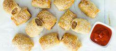Deze krokante snacks gevuld met kip hebben een Marrokkaanse twist en zijn lekker bij de borrel of tapas