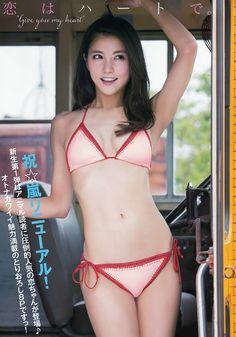 kool0001:   石川恋 美しい素肌、真ん丸なヒップ、形のいいバスト – アイドルH画像 - GIGA CHAOSS
