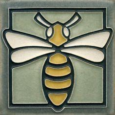 4x4 Bee in Grey www.motawi.com