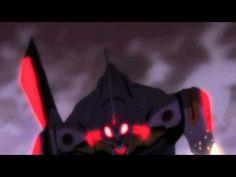 Eva Unit 01 vs Zeruel 2.22 - YouTube