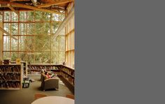 Best kids' room ever! Maple Valley Library | Cutler Anderson Architects