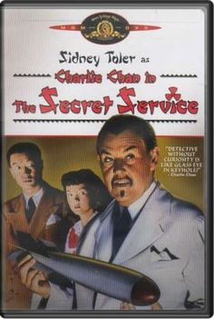 """Charlie Chan in the Secret Service"" (1944)"