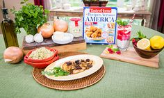 Home & Family - Recipes - Cristina Cooks: Chicken Paillards With Cherry Sauce & Parsley Rice Home And Family Tv, Home And Family Hallmark, Hallmark Homes, Home Recipes, Dinner Recipes, Cooking Recipes, Chicken Paillard, Family Meals, Family Recipes