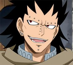 Gajeel Fairy Tail