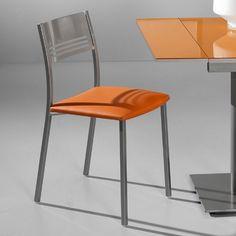 chaise de cuisine en mtal easy 1 - Chaise Cuisine Moderne