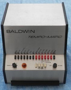 MATRIXSYNTH: Baldwin Tempo Matic Drum Machine