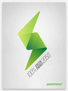 Graphic Design Inspiration #branding #design #greenpeace