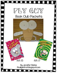 This packet is perfect for guided reading groups, literature circles or differentiating instruction. This 22 page packet is for I Spy Fly Guy! Guided Reading Groups, Student Reading, Reading Club, Reading Centers, Reading Resources, Book Club Books, The Book, Book Clubs, Fly Guy