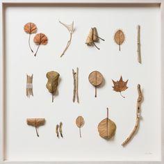 Leaf Sculptures by Susanna Bauer 03