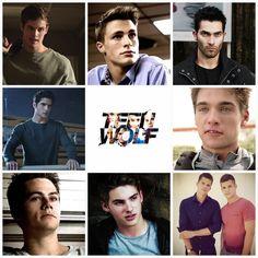Teen Wolf boys - so beautiful omg