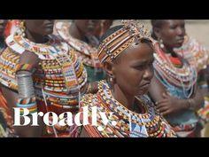 The Land of No Men: Inside Kenya's Women-Only Village - YouTube