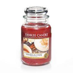 Vanilla Chai - Candles - Yankee Candle