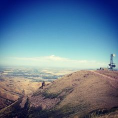 Kinport Peak, Pocatello, ID