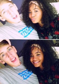 Cute interracial couple #love #wmbw #bwwm
