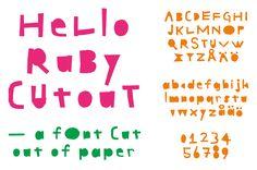 Hello Ruby – Typography