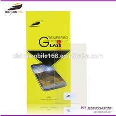 [Somostel] In stock high quality tempered glass screen protector for HTC one x…
