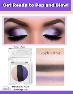 Mary Kay At Play Purple Eclipse #marykay #beauty www.marykay.com/jennybarber