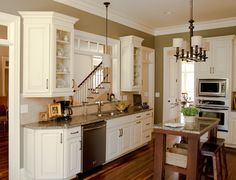 Kitchen Designs in 6 Square cabinetry - traditional - kitchen - philadelphia - by Main Line Kitchen Design