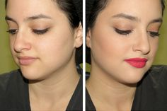 spring base: how to get a full coverage look that is still lightweight and glowy