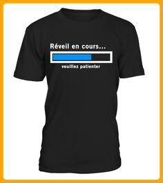 Rveil En Coursveuillez patienter - Gamer shirts (*Partner-Link)