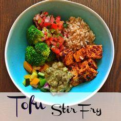 healthy tofu recipes, healthy tofu stir fry, 21 day fix recipes, healthy tofu recipes, clean eating recipes, healthy chipotle recipes