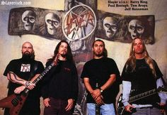 paul bostaph photos | Band Pictures