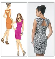 love it... really like n think to get this pattern and sew... Misses'/Misses' Petite Dress