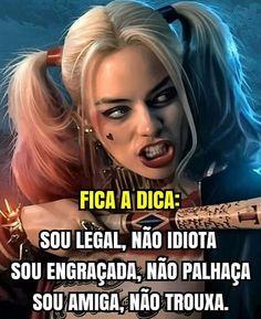 Harley quinn the best♡ Harley Quinn, Harley Y Joker, Funny Quotes, Funny Memes, Sad Sayings, Joker Quotes, True Quotes, Empowering Quotes, Disney Memes