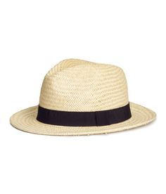 0bab73f82ee Lovely Straw Hat. Just what i need for the summer! Latest Mens Fashion