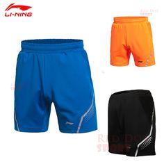 2015 Sudirman Cup Lining Men ᐊ Badminton CHINA National ჱ Team Race suit Solid Color Men Badminton Sport Shorts AAPK0752015 Sudirman Cup Lining Men Badminton CHINA National Team Race suit Solid Color Men Badminton Sport Shorts AAPK075
